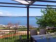 Terrace 1 - view - Apartment A-7118-a - Apartments Novigrad (Novigrad) - 7118