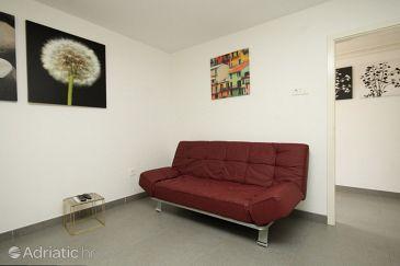 Rovinj, Living room u smještaju tipa apartment.