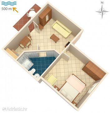 Apartment A-7171-d - Apartments Umag (Umag) - 7171