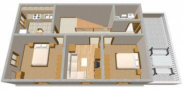 Apartament A-719-a - Apartamenty Sutivan (Brač) - 719