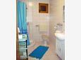 Bathroom - Apartment A-7227-a - Apartments Valbandon (Fažana) - 7227