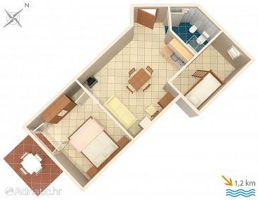 Apartment A-7240-c - Apartments Ližnjan (Medulin) - 7240