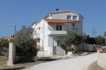 Obiekt Ližnjan (Medulin) - Zakwaterowanie 7240 - Apartamenty w Chorwacji.