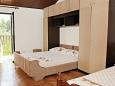 Bedroom 1 - Apartment A-732-b - Apartments Mirca (Brač) - 732
