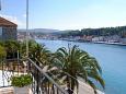 Milna, Balcony - view u smještaju tipa apartment, dopusteni kucni ljubimci i WIFI.