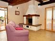 Obývací pokoj 1 - Dům K-7330 - Ubytování Kanfanar (Središnja Istra) - 7330