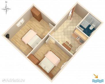 Apartment A-7357-d - Apartments Krnica (Marčana) - 7357