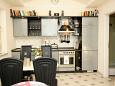 Kitchen 2 - House K-7360 - Vacation Rentals Ripenda (Labin) - 7360