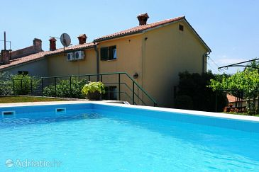 Property Presika (Labin) - Accommodation 7363 - Vacation Rentals with pebble beach.
