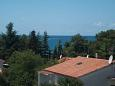 Terrace - view - Apartment A-7379-d - Apartments Poreč (Poreč) - 7379