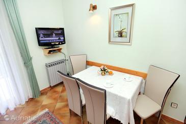Poreč, Dining room u smještaju tipa apartment, WIFI.