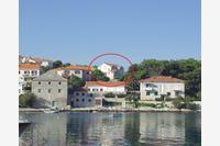 Apartments by the sea Postira (Brač) - 739