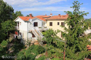 Sveti Bartol, Labin, Objekt 7392 - Ubytování s oblázkovou pláží.