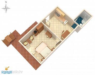 Apartment A-7410-b - Apartments Rabac (Labin) - 7410