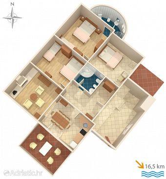 House K-7415 - Vacation Rentals Sveti Martin (Središnja Istra) - 7415