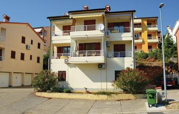 Rabac, Labin, Property 7428 - Apartments with pebble beach.