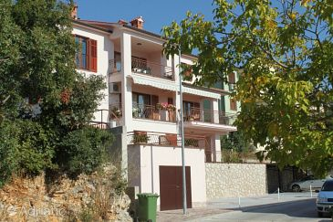 Property Rabac (Labin) - Accommodation 7429 - Apartments with pebble beach.