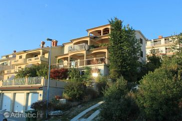 Property Rabac (Labin) - Accommodation 7442 - Apartments with pebble beach.