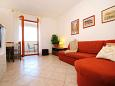 Living room - Apartment A-7450-c - Apartments Ravni (Labin) - 7450