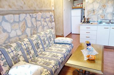 Štokovci, Living room u smještaju tipa apartment, WIFI.