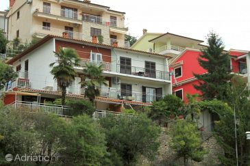 Property Rabac (Labin) - Accommodation 7472 - Apartments with pebble beach.