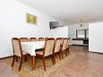 Dining room - House K-748 - Vacation Rentals Slatine (Čiovo) - 748