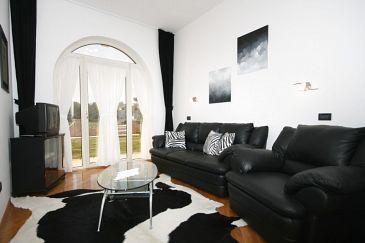 Medulin, Obývací pokoj u smještaju tipa apartment, WIFI.