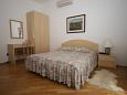 Medulin, Bedroom 1 u smještaju tipa apartment, dostupna klima i WIFI.