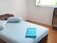 Mali Rat, Sypialnia 2 w zakwaterowaniu typu apartment, dopusteni kucni ljubimci i WIFI.