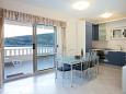 Ražanj, Dining room u smještaju tipa apartment, dostupna klima i WIFI.