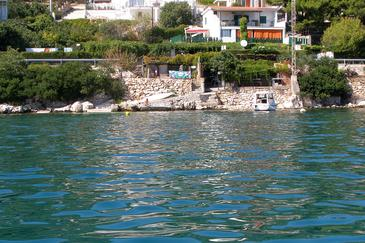 Property Seget Vranjica (Trogir) - Accommodation 7509 - Apartments near sea with pebble beach.
