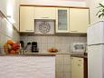 Vinišće, Kitchen 1 u smještaju tipa house, WIFI.