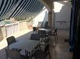 Shared terrace - Room S-7519-a - Apartments and Rooms Pisak (Omiš) - 7519