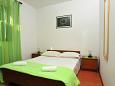 Sypialnia - Apartament A-752-c - Apartamenty Sutivan (Brač) - 752