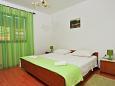 Sypialnia - Apartament A-752-d - Apartamenty Sutivan (Brač) - 752
