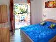 Bedroom - Studio flat AS-7531-b - Apartments Sobra (Mljet) - 7531