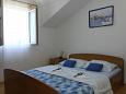 Supetar, Bedroom 1 u smještaju tipa apartment, WIFI.
