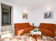 Living room - Apartment A-7540-b - Apartments Zatoglav (Rogoznica) - 7540