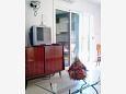 Living room - House K-7547 - Vacation Rentals Supetar (Brač) - 7547