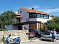 Property Supetar (Brač) - Accommodation 7549 - Apartments near sea with pebble beach.