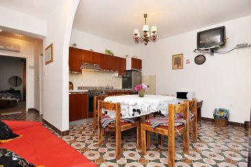 Sumpetar, Dining room u smještaju tipa apartment, dopusteni kucni ljubimci i WIFI.