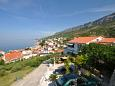 Property Sumpetar (Omiš) - Accommodation 7550 - Apartments with pebble beach.