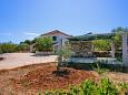 Parking lot Gradina (Korčula) - Accommodation 7552 - Vacation Rentals with rocky beach.