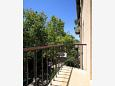 Balcony 1 - Apartment A-7565-a - Apartments Split (Split) - 7565