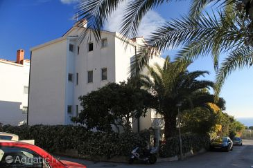 Property Split (Split) - Accommodation 7568 - Apartments with pebble beach.