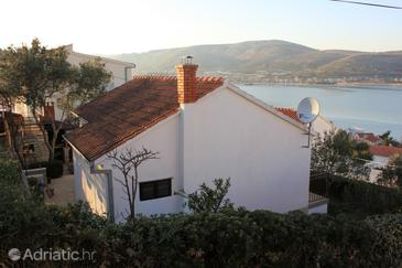 Property Mastrinka (Čiovo) - Accommodation 7583 - Vacation Rentals with pebble beach.