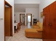 Living room - Apartment A-7599-a - Apartments Zaostrog (Makarska) - 7599