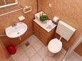 Bathroom - Apartment A-7599-a - Apartments Zaostrog (Makarska) - 7599