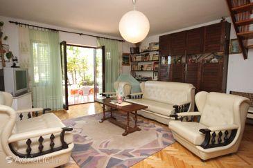 Klenovica, Living room u smještaju tipa apartment, WIFI.