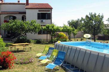 Property Belavići (Marčana) - Accommodation 7618 - Apartments with pebble beach.